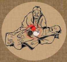 illustration: Les sages taoïstes et le Qi, énergie de vitale