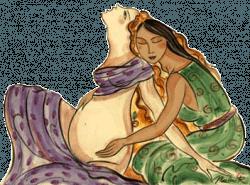 illustration de l'Accompagnement lors de la grossesse