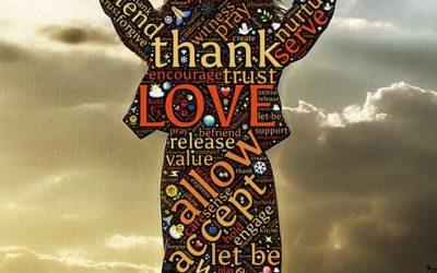 J'exprime toute ma gratitude pour la vie que je vis, que j'ai.